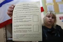 Crimean ballot